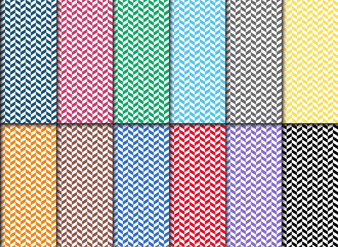 motif chevron géométrique vecteur