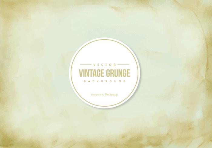 Grunge Vintage Background vecteur
