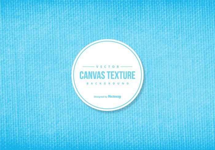 Bleu Canvas Texture Background vecteur