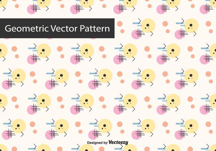Géométrique Vector Motif