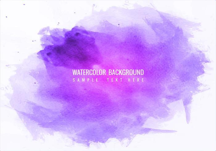 Vecteur libre fond coloré Aquarelle Splash