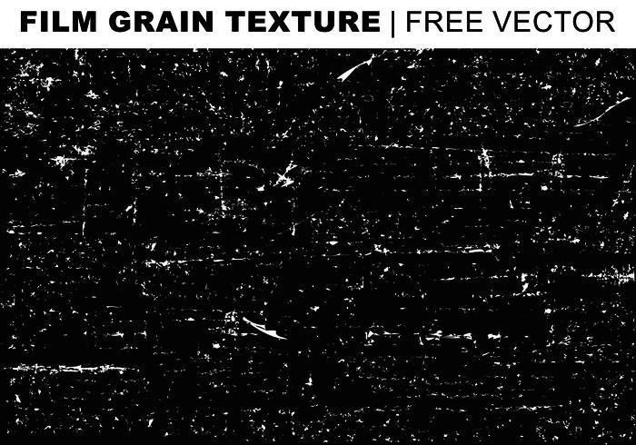 Film Grain Texture vecteur libre