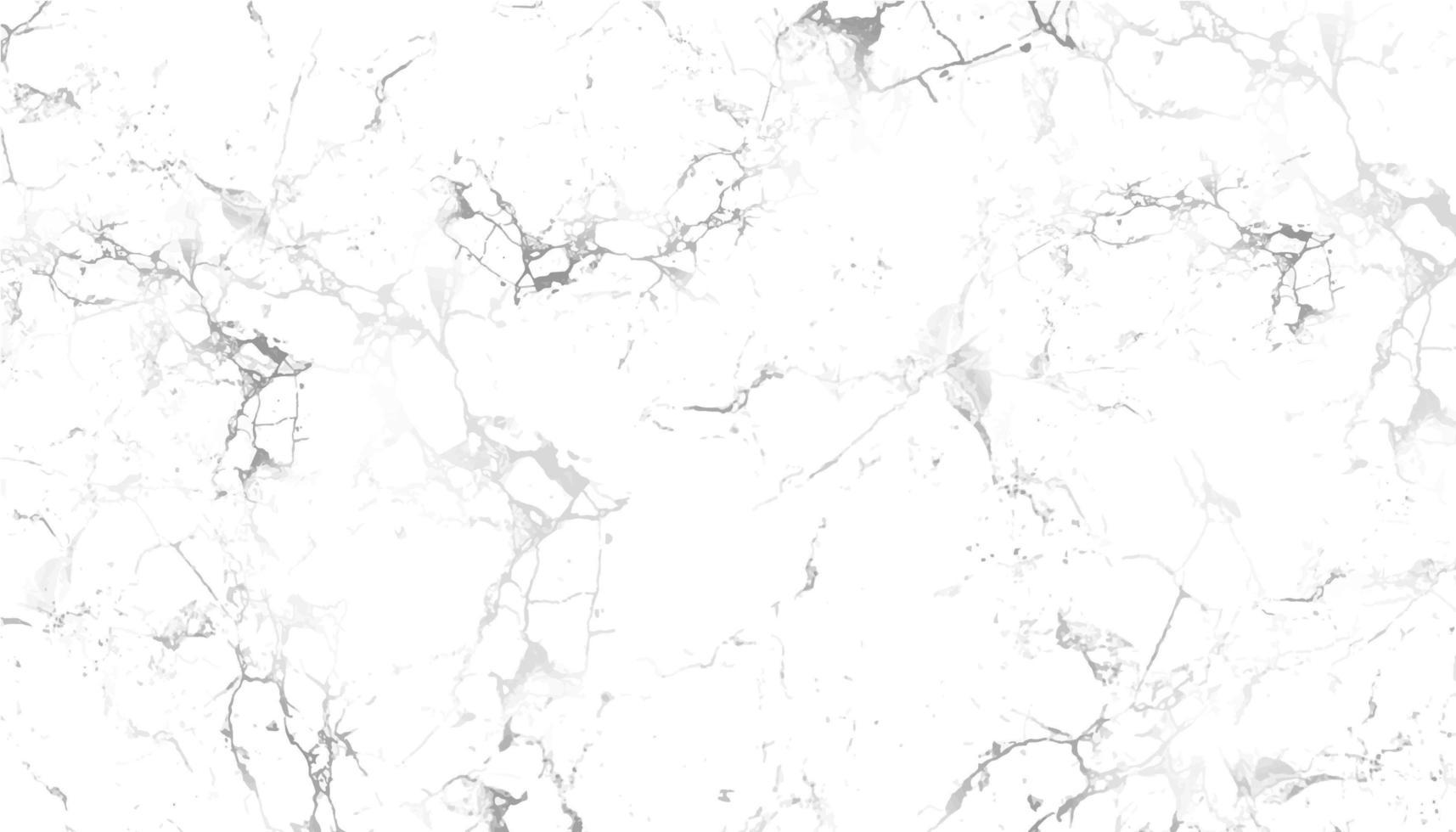 texture de marbre gris et blanc vecteur