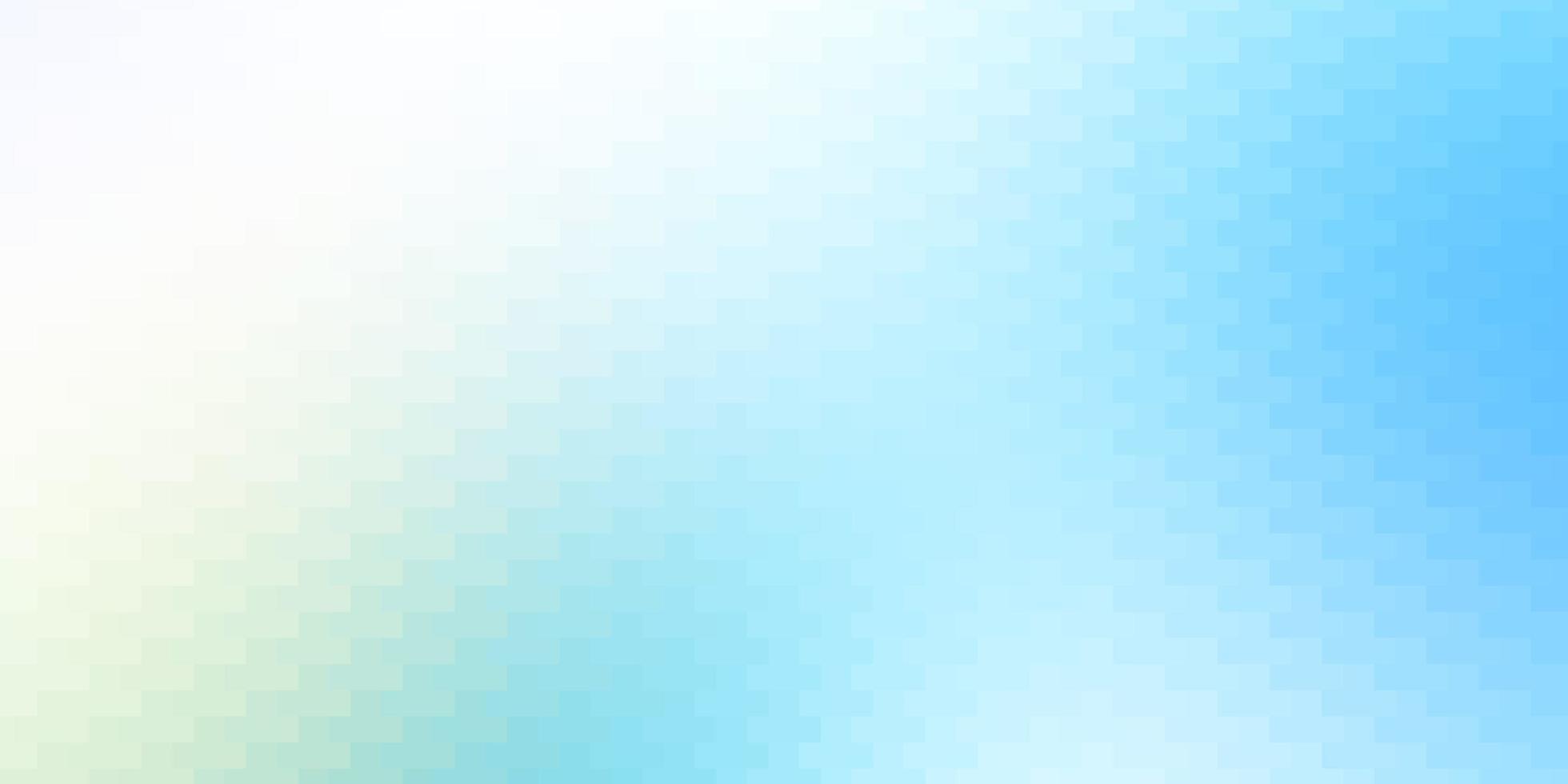 fond bleu clair avec des rectangles. vecteur