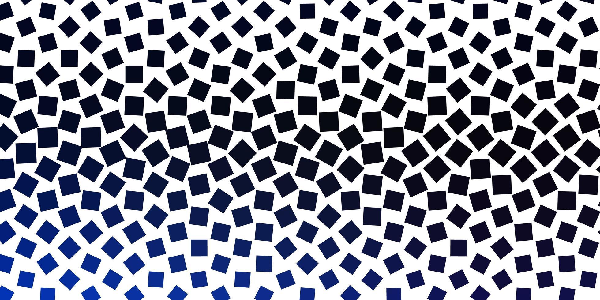 fond bleu foncé avec des carrés. vecteur