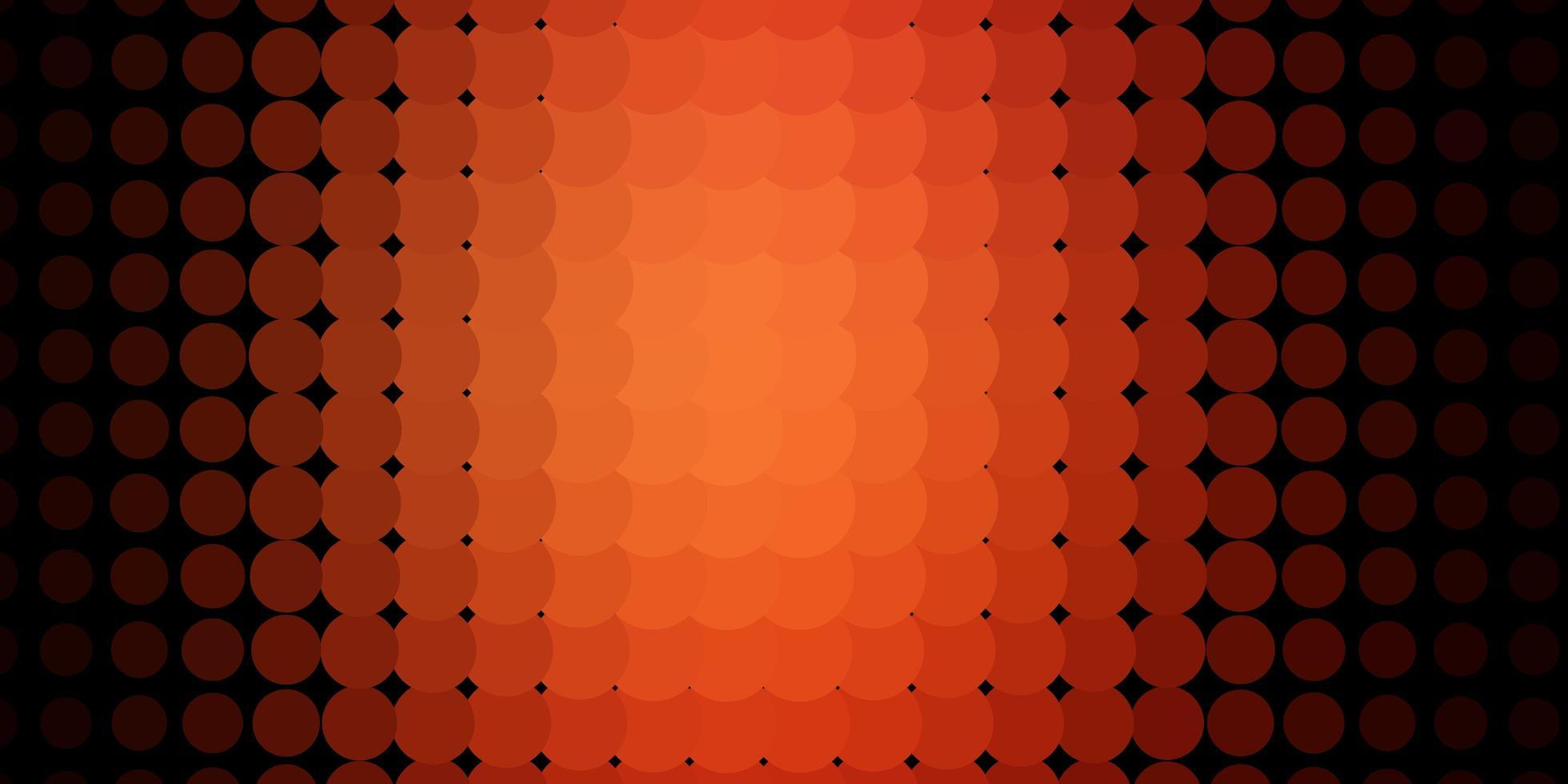 texture rouge foncé avec des disques. vecteur