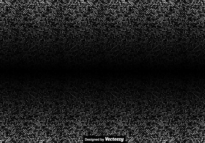 Contexte Vector demi-teinte - Contexte Dotted vecteur