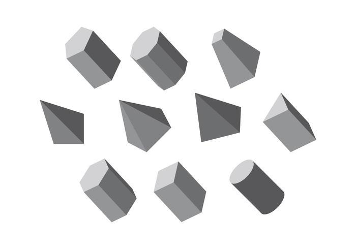 Vecteur de forme géométrique gratuit