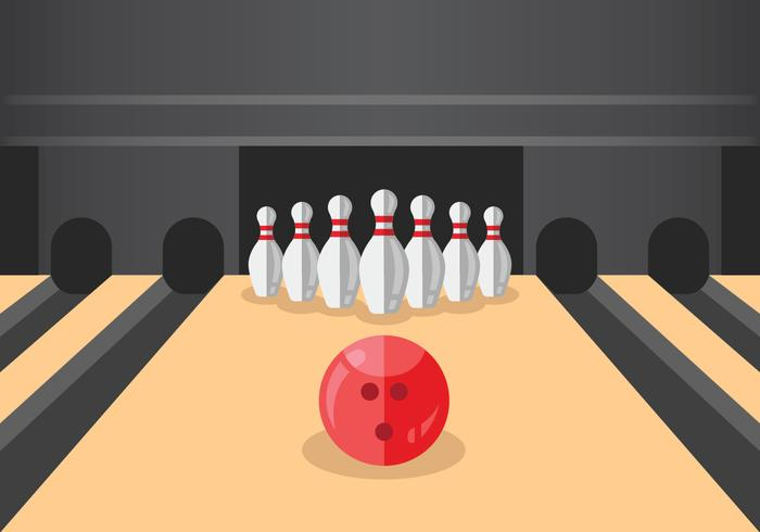 Illustration Vecteur Bowling