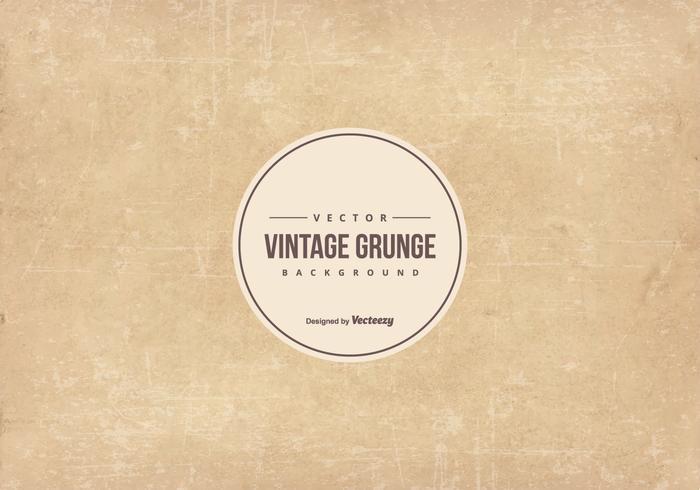Contexte vintage grunge vecteur