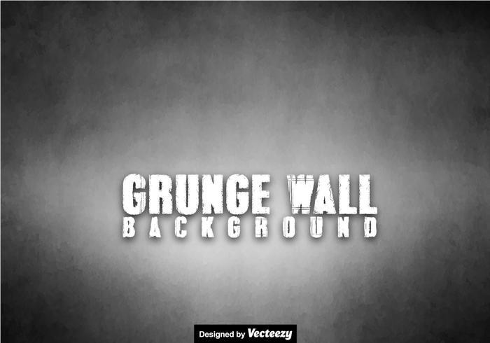 Béton vecteur grunge Texture de mur