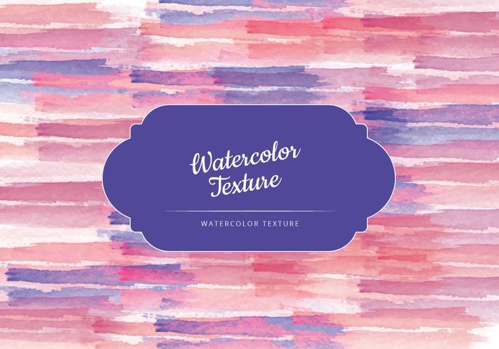 Vector Watercolor Colorful Texture
