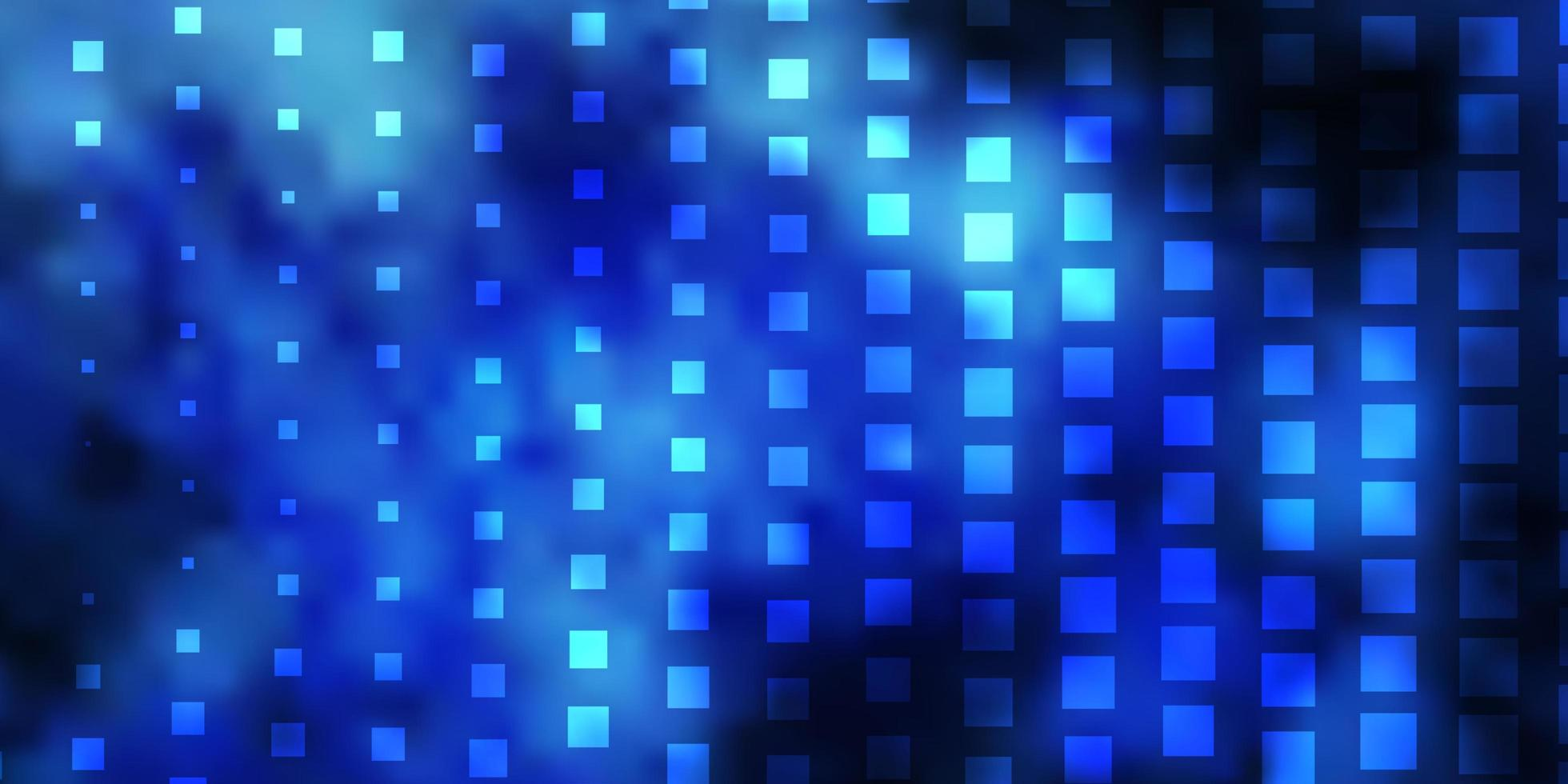 fond bleu dans un style polygonal. vecteur