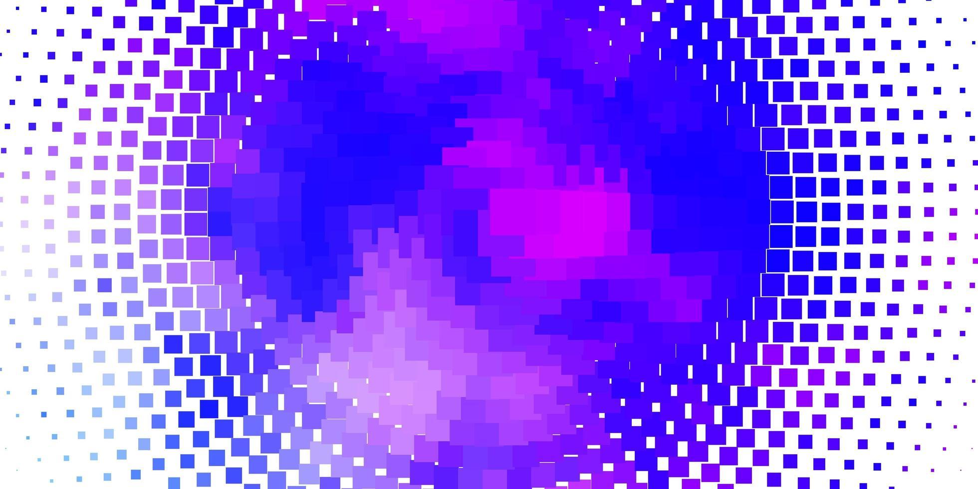 fond rose clair, bleu dans un style polygonal. vecteur
