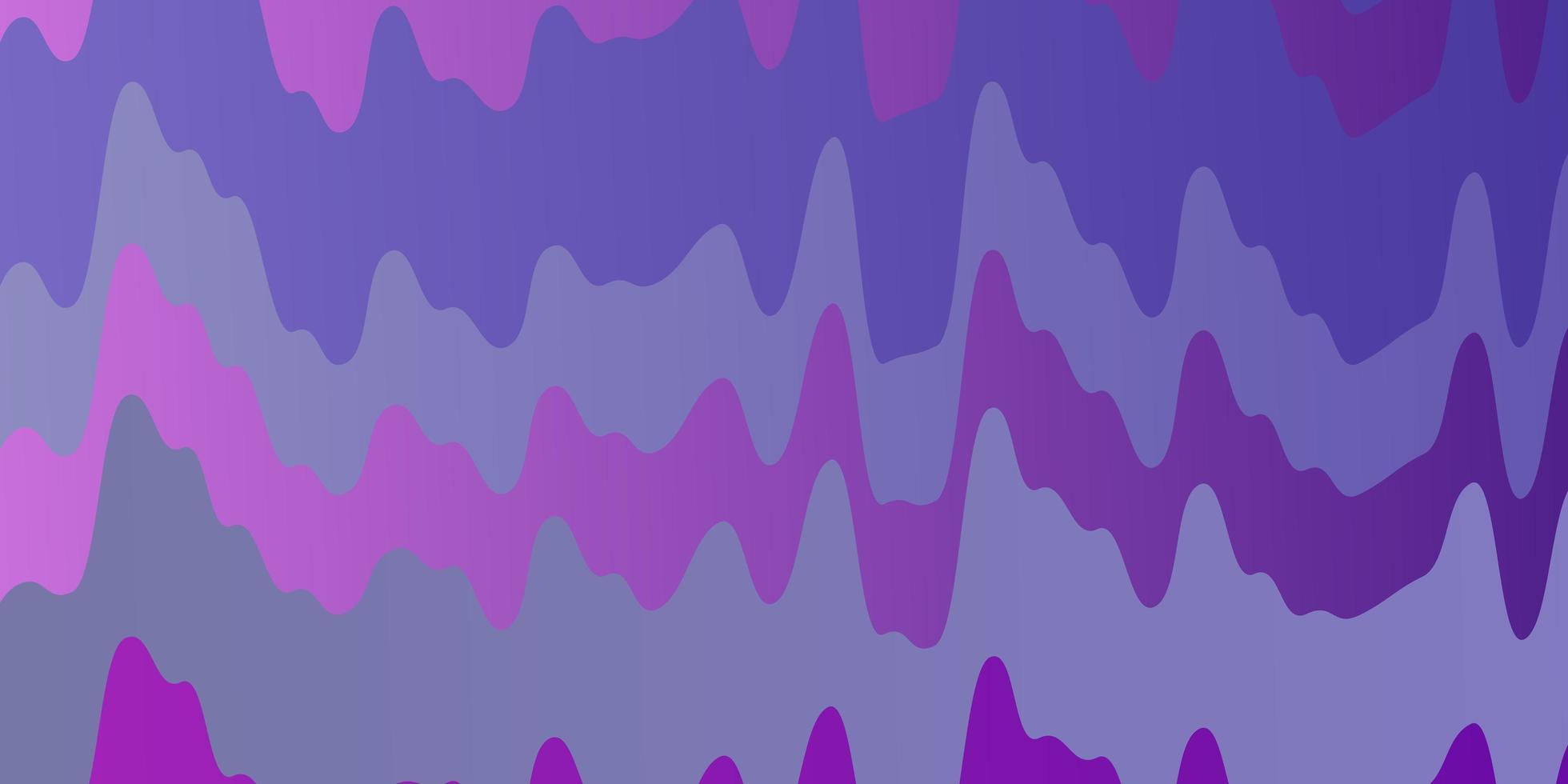 fond rose et violet avec des arcs. vecteur