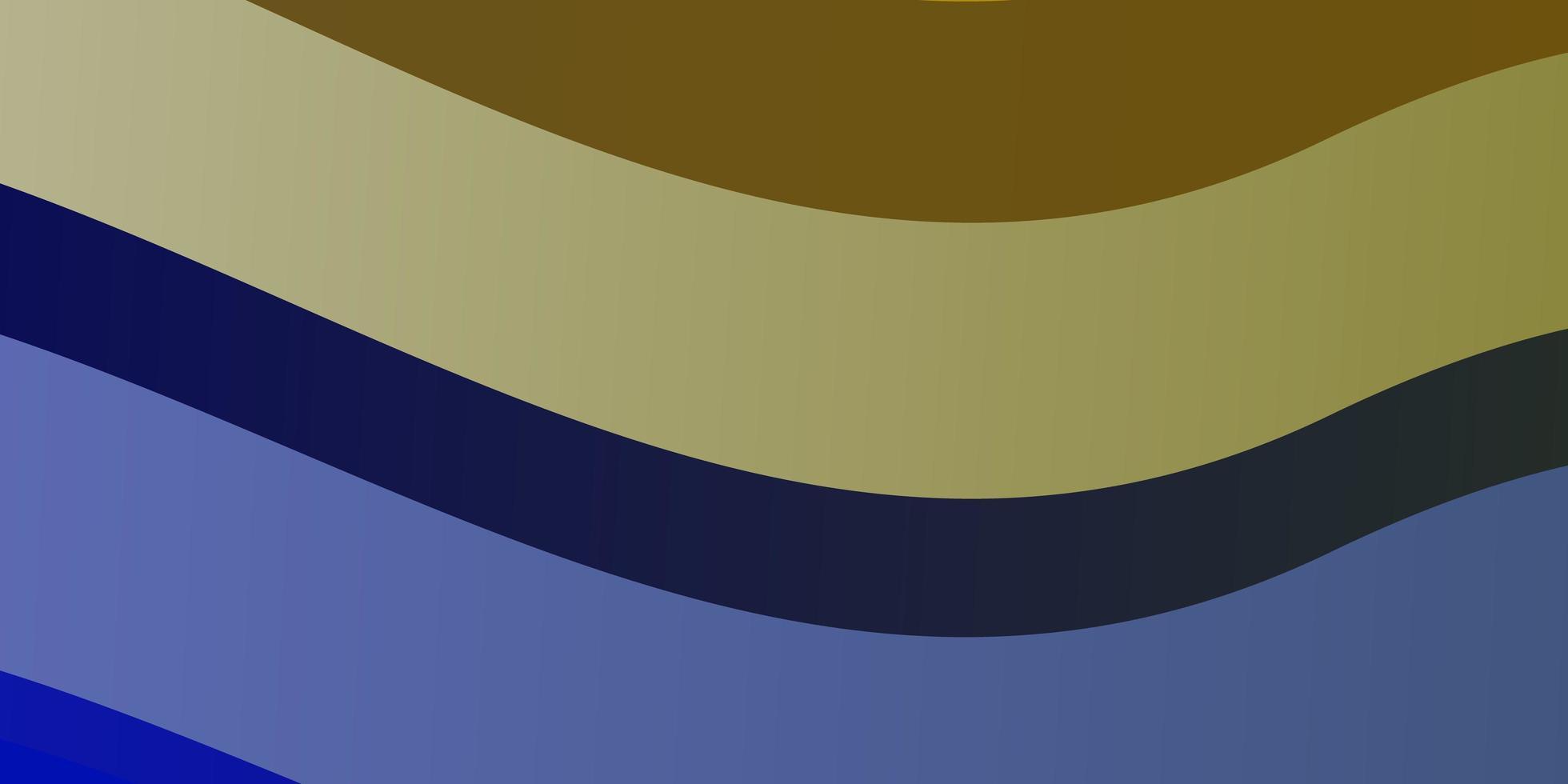 texture bleu clair, jaune avec arc de cercle. vecteur