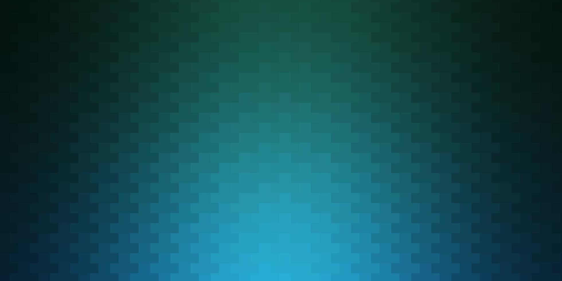 fond de vecteur bleu clair, vert avec des rectangles.