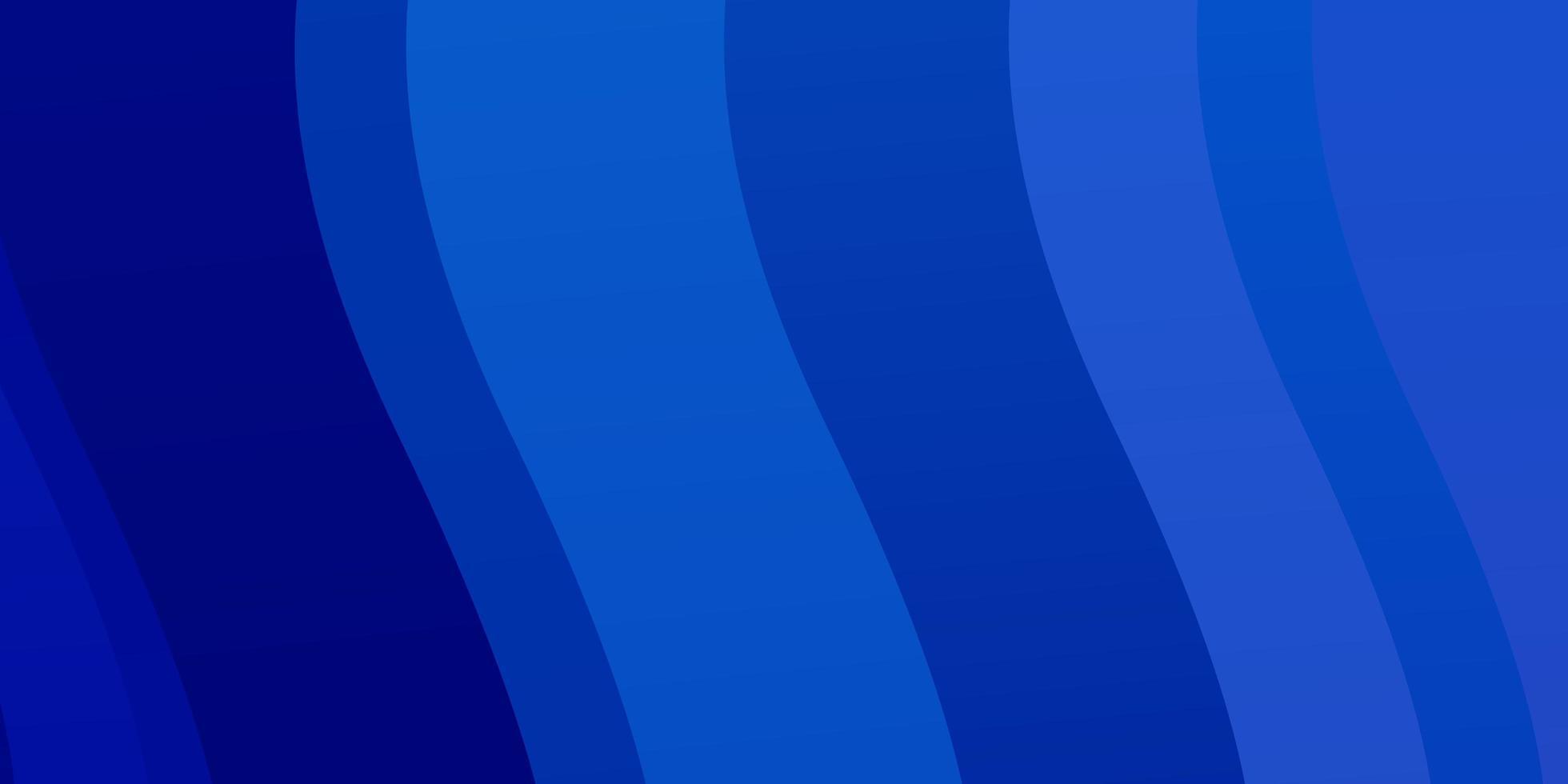 fond de vecteur bleu clair avec des lignes pliées.