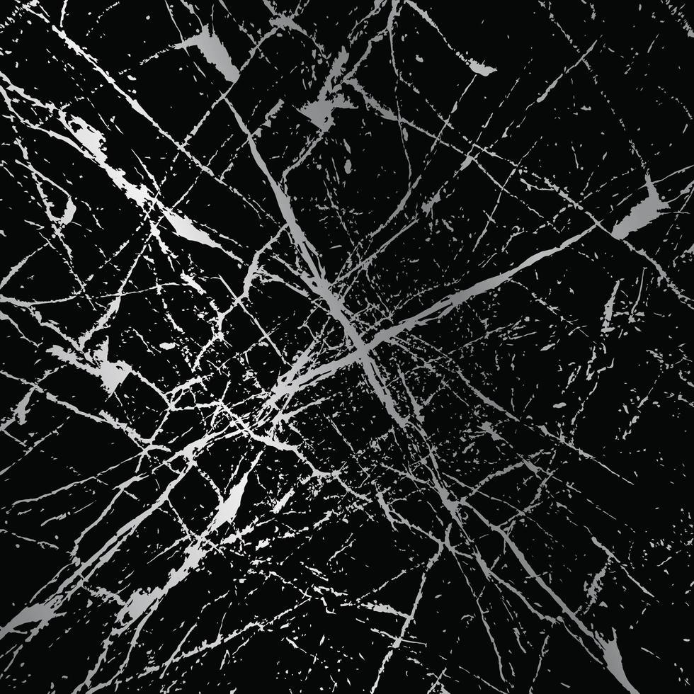 taches d & # 39; éclaboussures d & # 39; argent sur fond luxueux sombre et moderne, illustration vectorielle vecteur