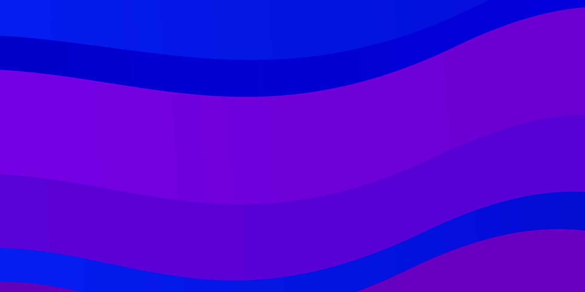 fond de vecteur rose clair, bleu avec des lignes pliées.