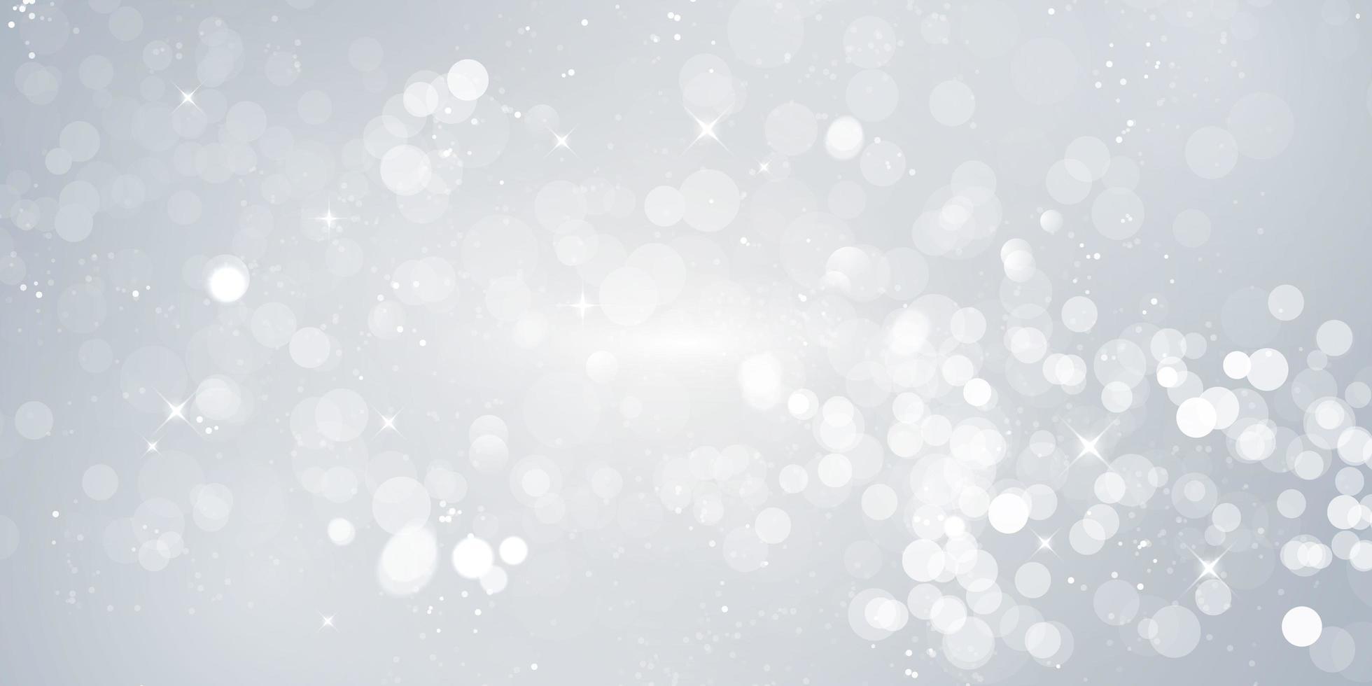 Élément de lumière flou abstrait qui peut être utilisé pour un arrière-plan bokeh décoratif. vecteur