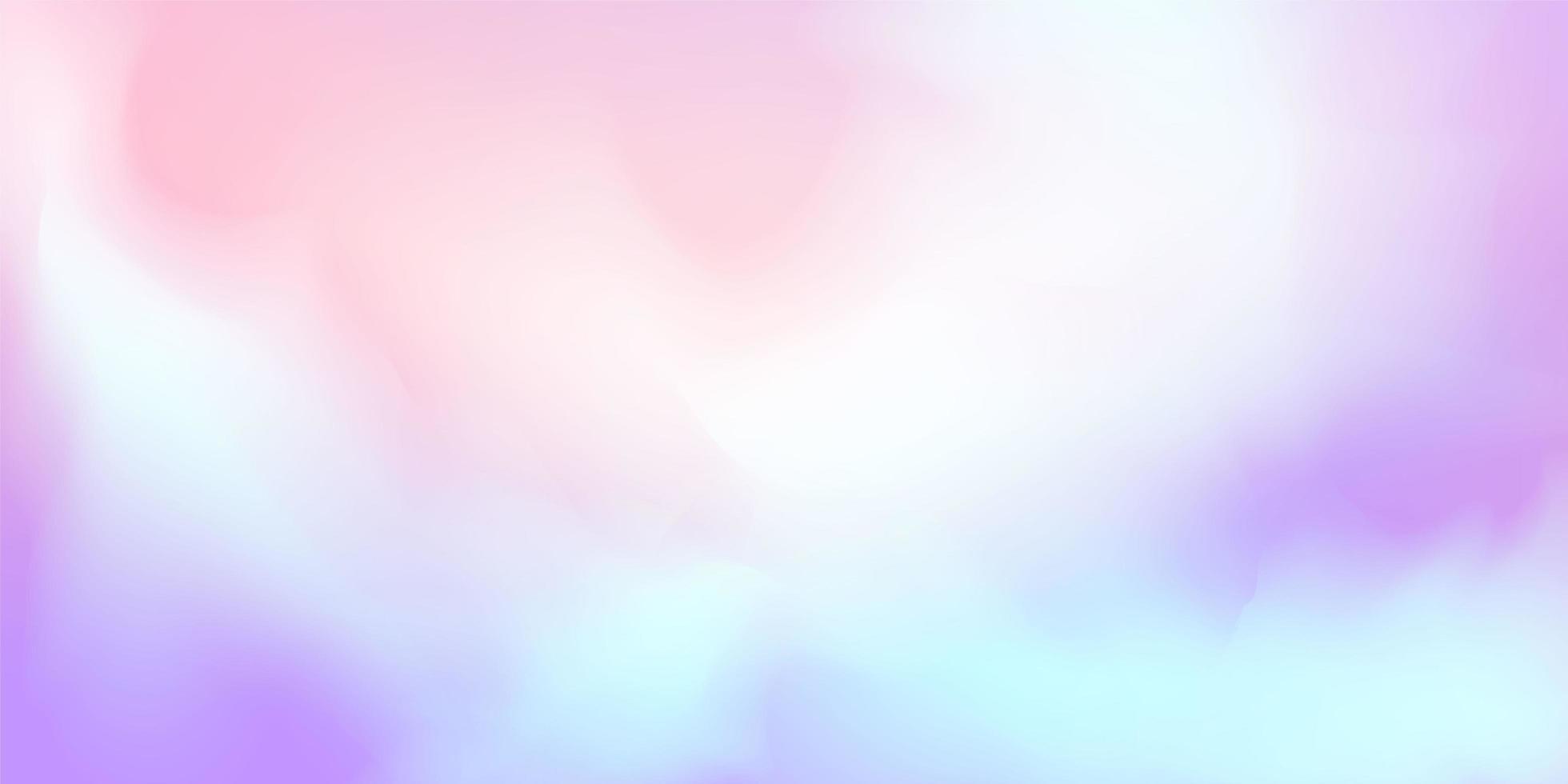 concept de fond dégradé coloré pastel abstrait pour votre design graphique coloré vecteur
