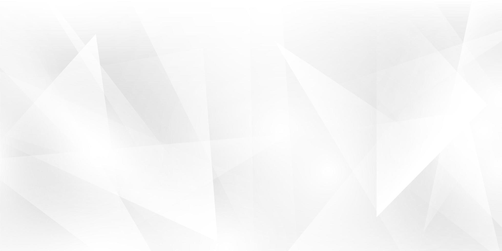 affiche abstraite fond blanc gris avec des formes dynamiques vecteur