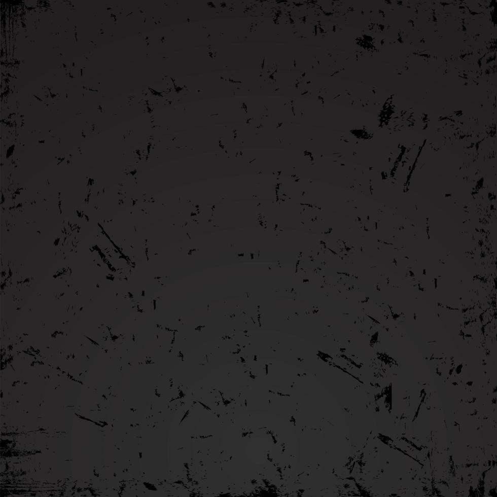 fond de vecteur abstrait texturé grunge noir