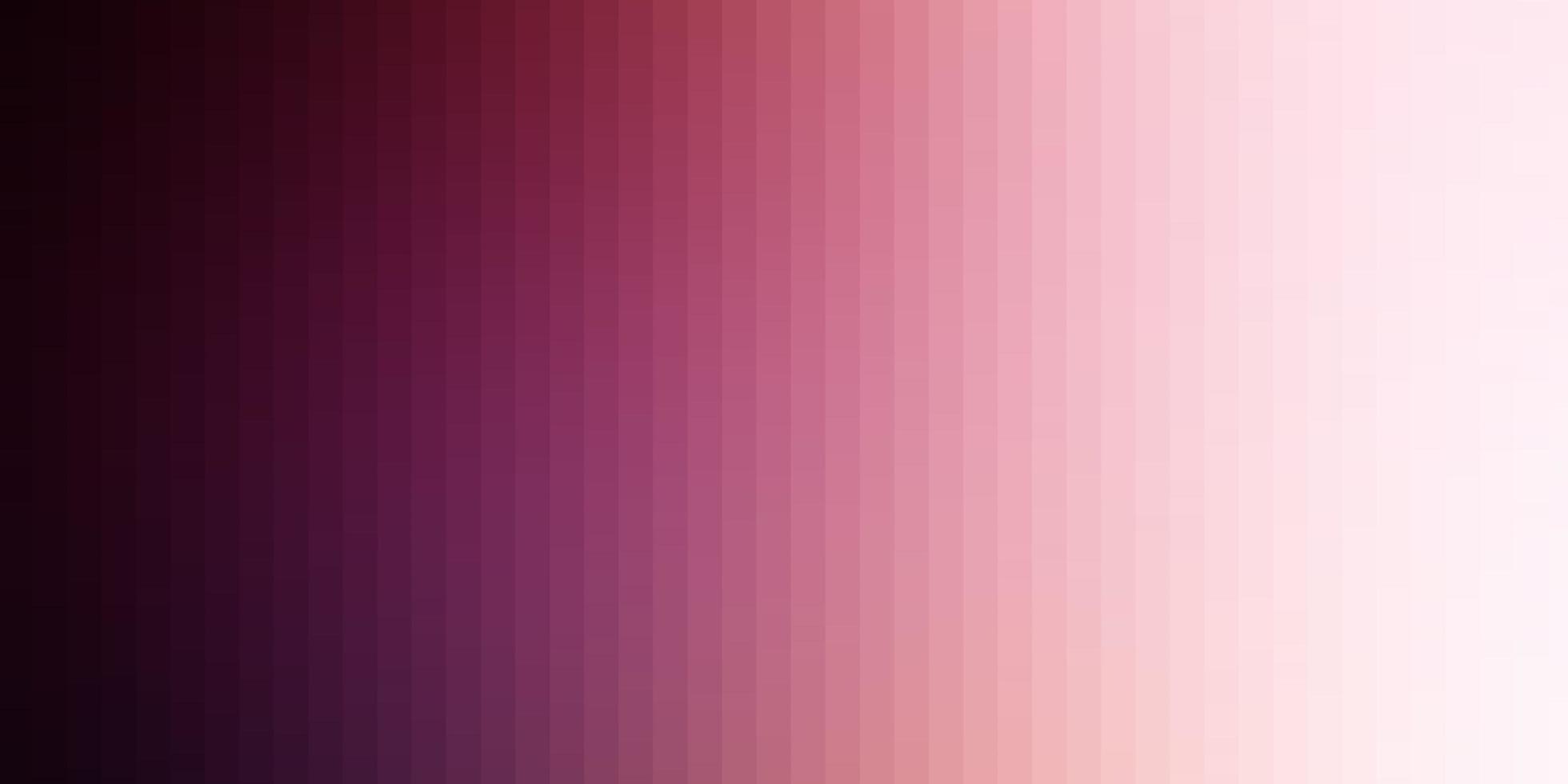 modèle vectoriel rose clair dans un style carré.