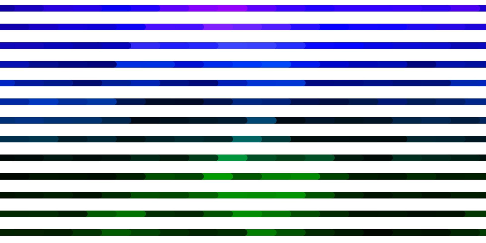 modèle vectoriel multicolore foncé avec des lignes.