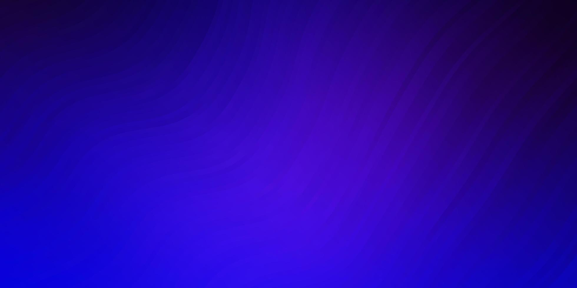texture de vecteur rose clair, bleu avec des lignes ironiques.