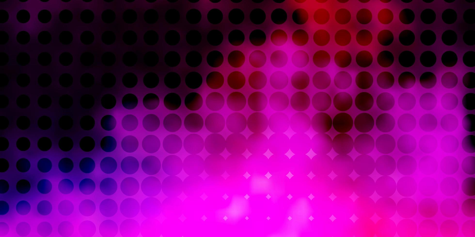 fond de vecteur violet clair, rose avec des taches.