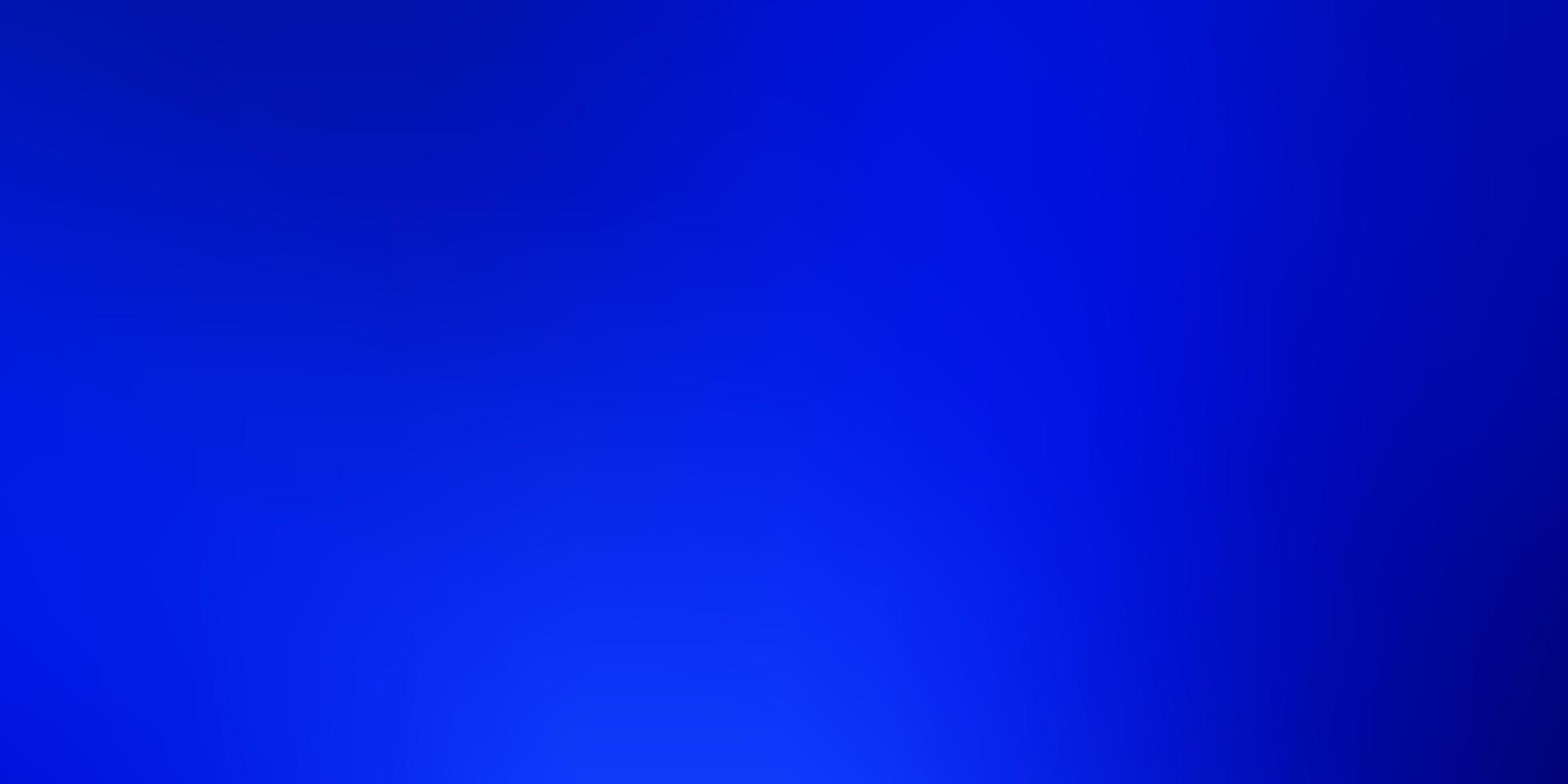 modèle flou intelligent vecteur bleu foncé.