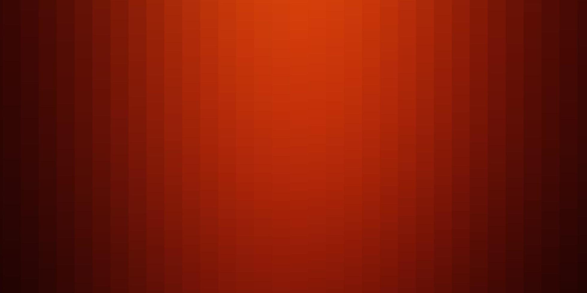 modèle de vecteur rouge clair avec des rectangles.