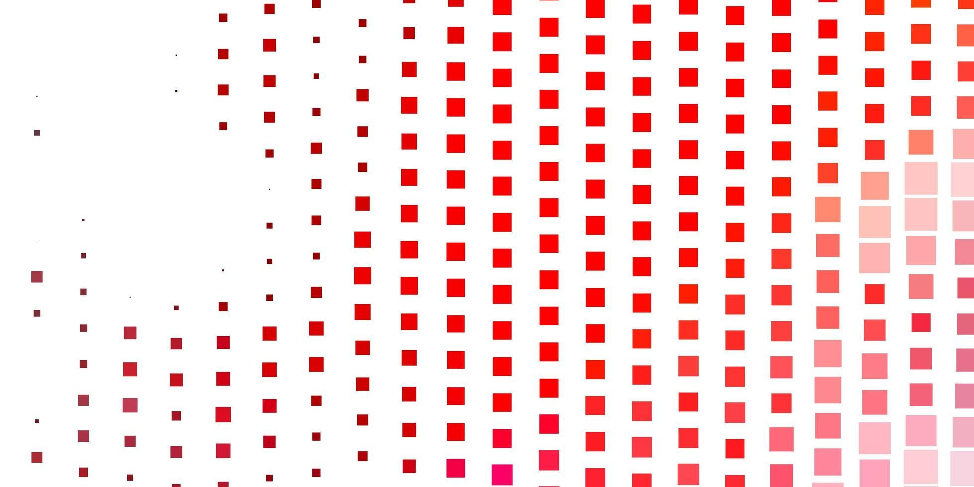 disposition de vecteur orange foncé avec des lignes, des rectangles.