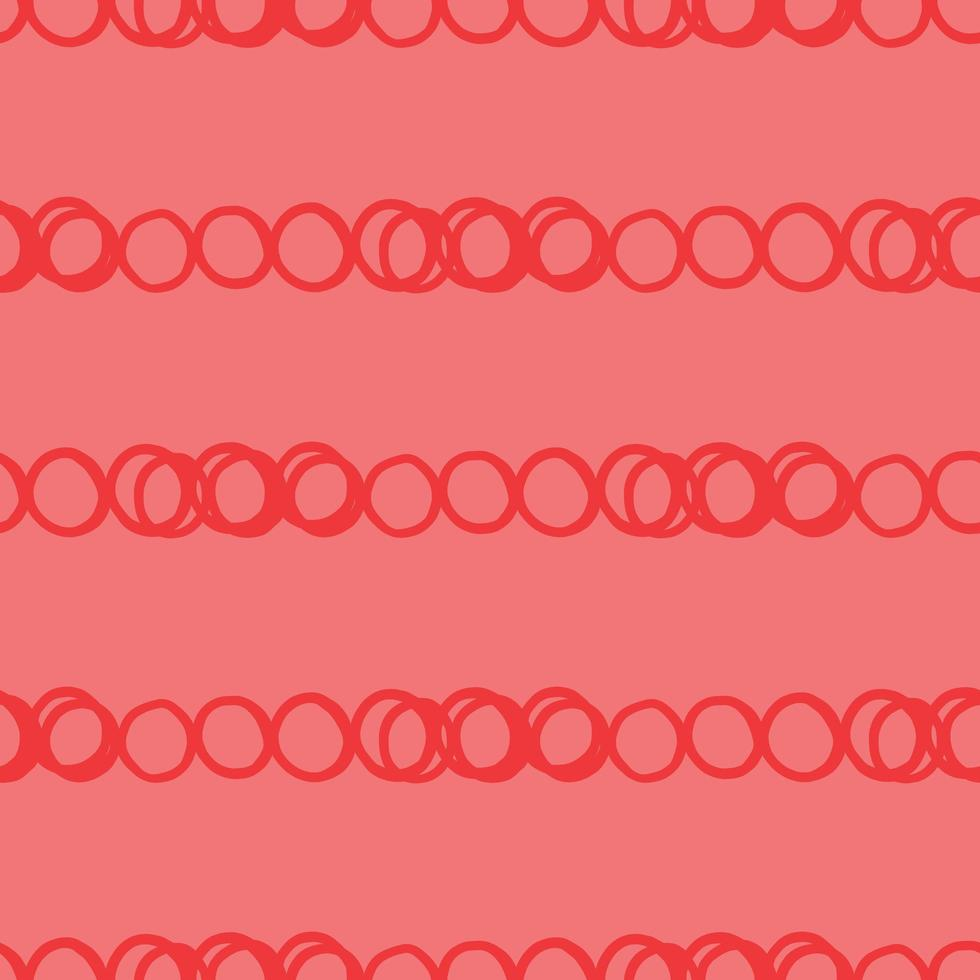 motif de fond de texture transparente de vecteur. dessinés à la main, couleurs rouges. vecteur