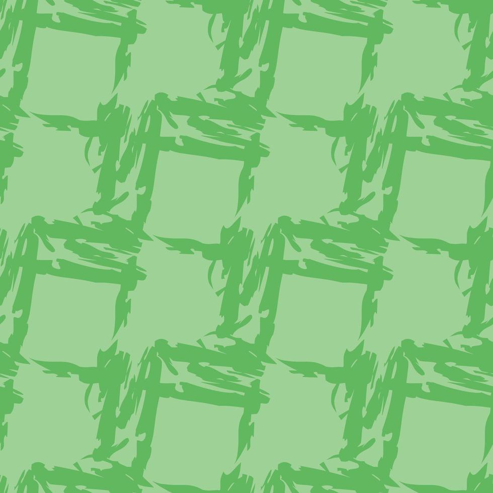 motif de fond de texture transparente de vecteur. dessinés à la main, couleurs vertes. vecteur