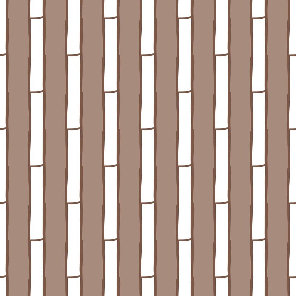 motif de fond de texture transparente de vecteur. dessinés à la main, marron, couleurs blanches. vecteur