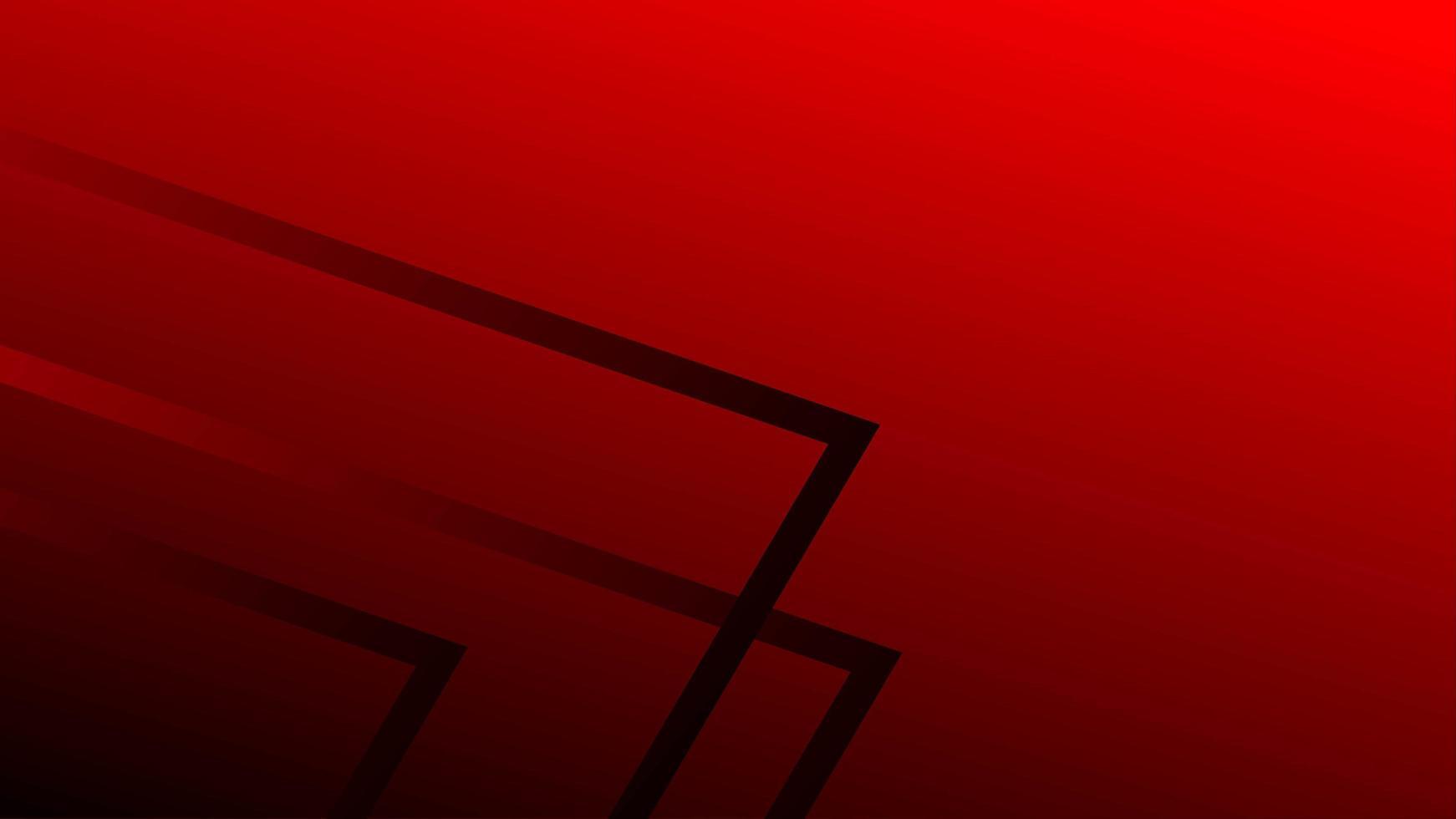 fond dégradé noir rouge vecteur