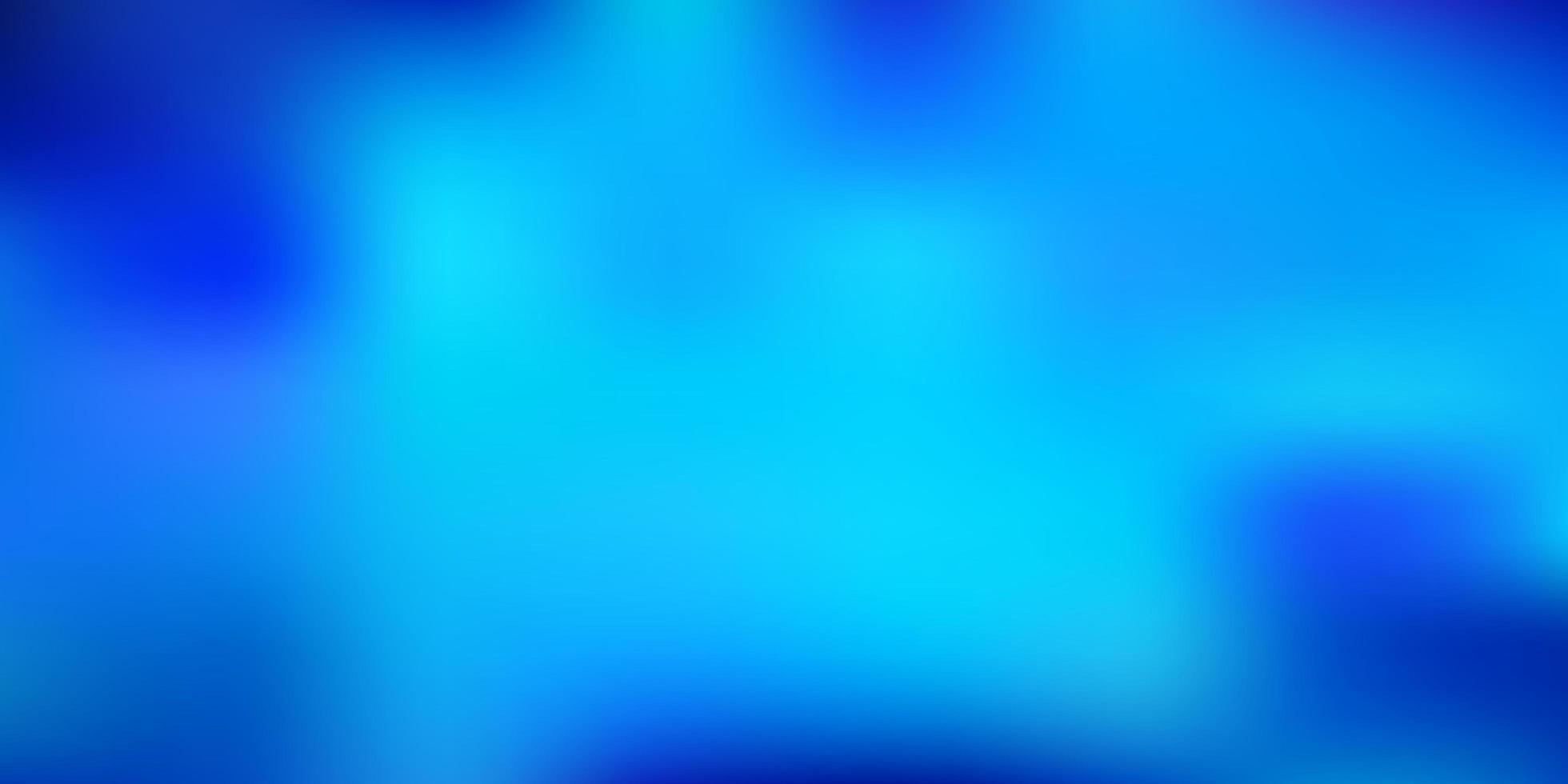 arrière-plan flou abstrait vecteur bleu foncé.