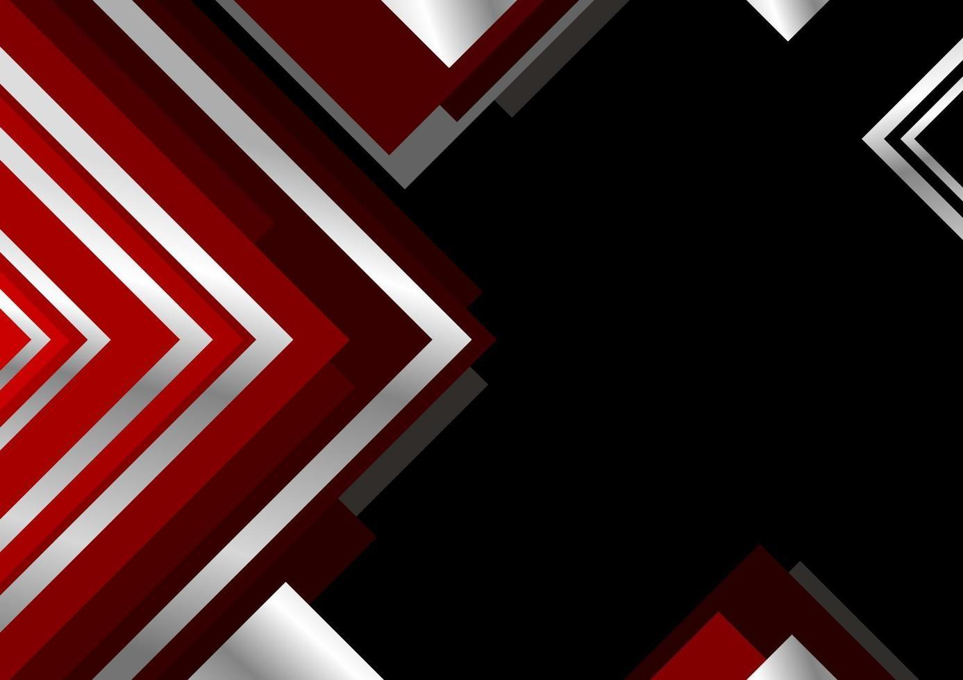 illustration vectorielle de fond géométrique abstrait vecteur