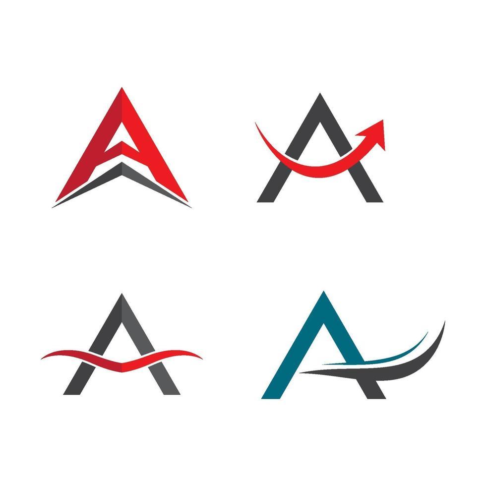 lettre un logo images vecteur