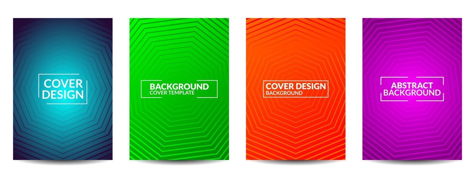 conception de couvertures minimales vecteur