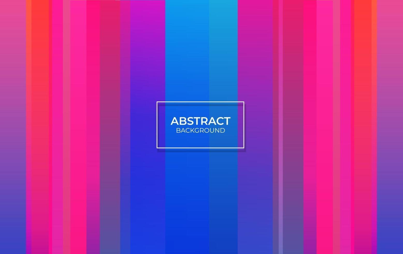design de fond dégradé coloré créatif vecteur