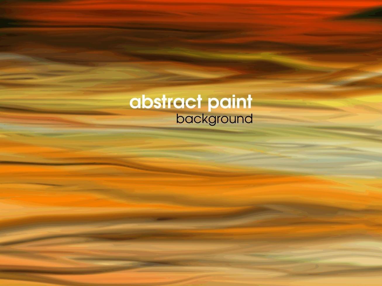 abstrait coloré avec pinceau vecteur