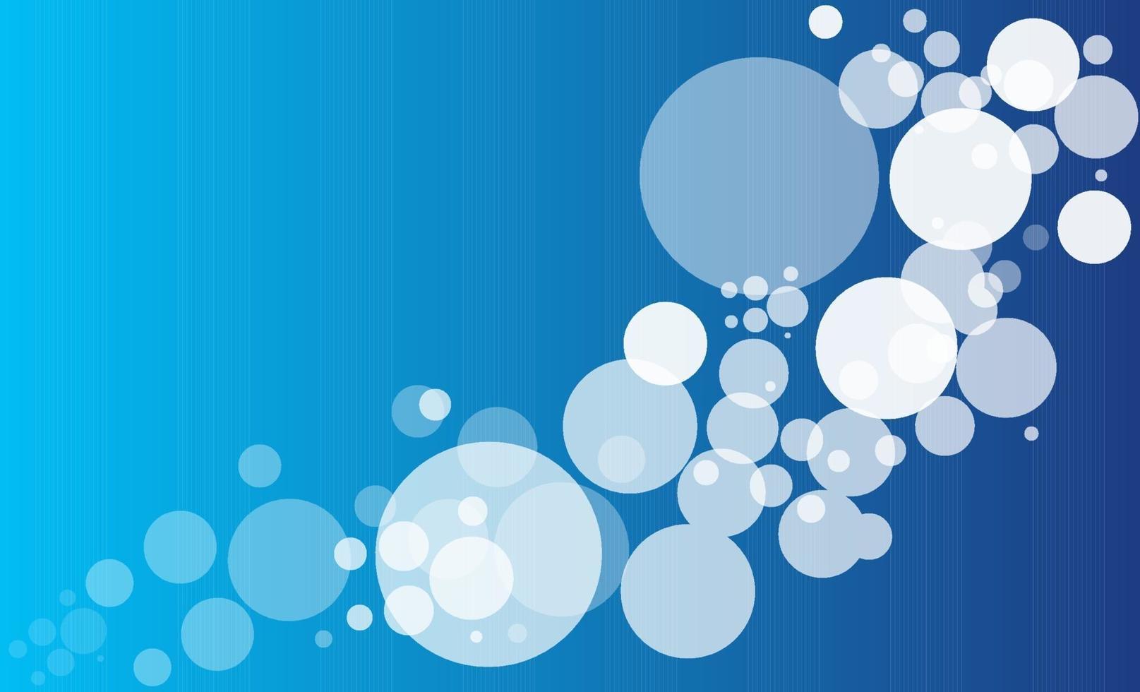 abstrait avec effet bokeh blanc. modèle de lumières pour voeux, carte d & # 39; invitation, bannière et affiche pour célébrer la saison des vacances en illustration vectorielle vecteur