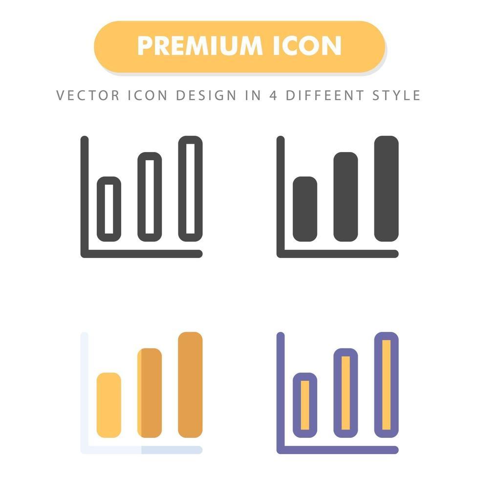 pack d'icônes graphique isolé sur fond blanc. pour la conception de votre site Web, logo, application, interface utilisateur. illustration graphique vectorielle et trait modifiable. eps 10. vecteur