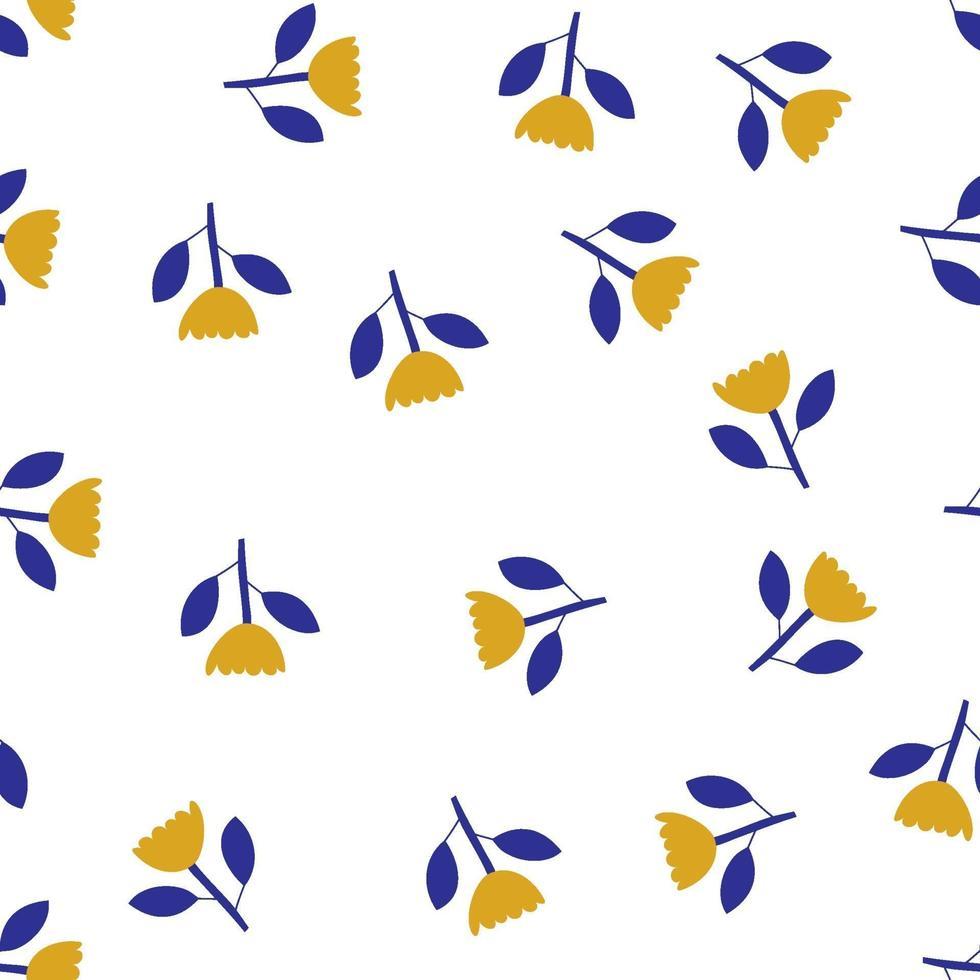 https fr vecteezy com art vectoriel 2159995 scandinave printemps fleur vecteur enfants seamless background pattern for baby shower summer textile design simple texture for nordic wallpaper remplit web page background