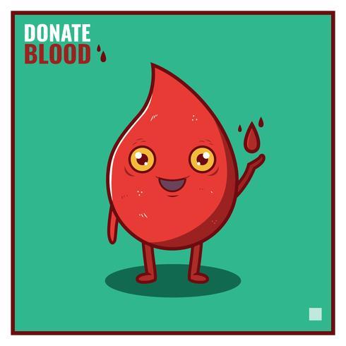 Vecteur d'entraînement de sang