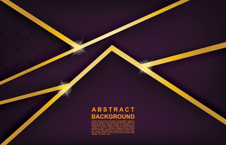 fond géométrique de conception abstraite moderne. fond rouge foncé avec motif géométrique de conception vecteur